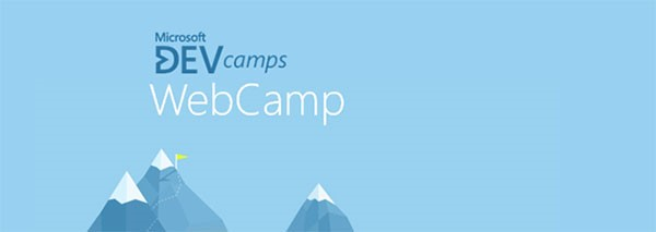 Web Camp Banner